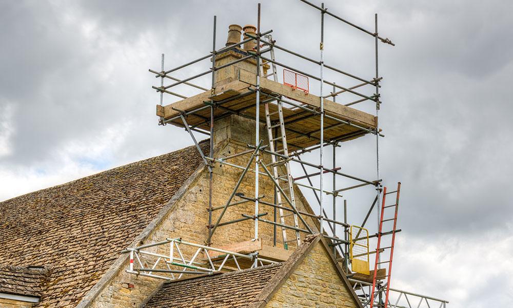 Chimney Access Platforms